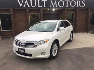 2011 Toyota Venza Leather One Owner Heated Seats Bluetooth