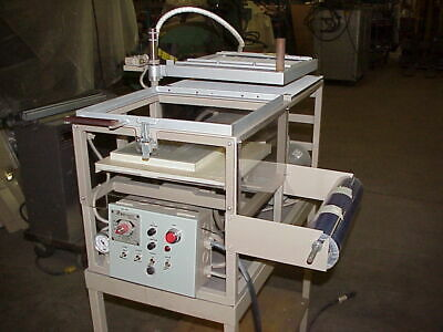 Zed Table Top 110v Vacuum Thermo Former No Comp Air Reqd Us 1 Yr. War. Can Ship