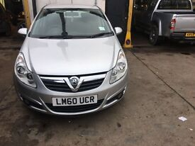 VAUXHALL CORSA ONLY 36K MILES!! FSH EXCELLENT CONDITION