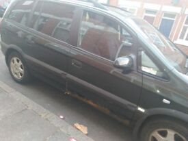 Vauxhall zafira, Car in mint condition , mot until March 2019,