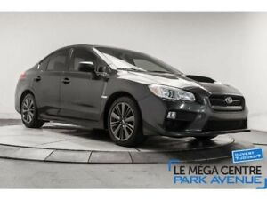 2015 Subaru WRX AWD, BLUETOOTH, BANCS CHAUFFANTS, MAGS