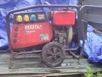 MOSA TS200 Welder Generator *REDUCED TO CLEAR* £800 ONO