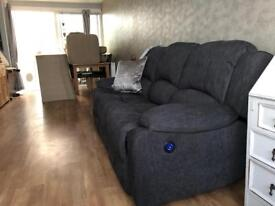 Brand new electric recliners 3 & 2 sofas