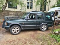 Land Rover, DISCOVERY, Estate, 2004, Other, 2495 (cc), 5 doors