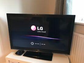 "LG 42CS460 42"" LCD TV Black"