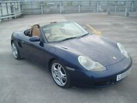 2002 Porsche Boxster S 3.2 Triptronic - 12 Month Mot - 36,000 Genuine miles!! (May swap or PX)