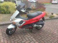 Gilera Runner SP 180 Two Stroke Low mileage excellent condition, 2 owner from new