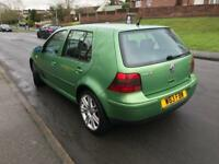 Volkswagen Golf 2.3 v5 automatic