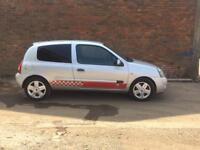 1.2 Renault Clio 2005
