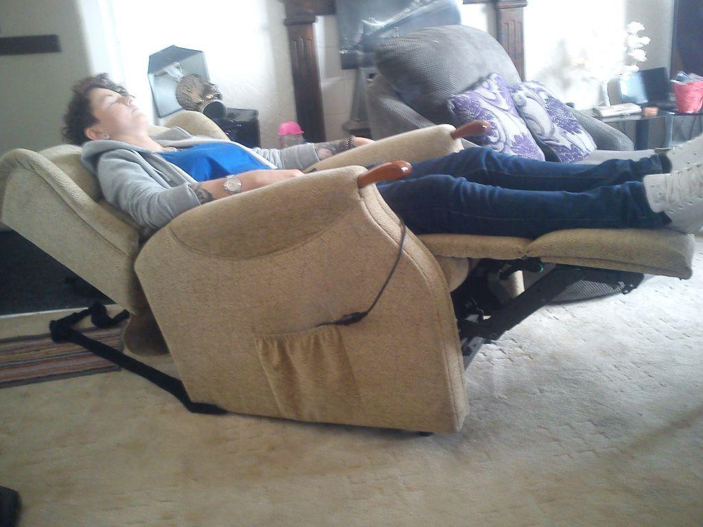 Celebrity Tp2 Recliner Armchair It Lifts Tilts Amp Rises
