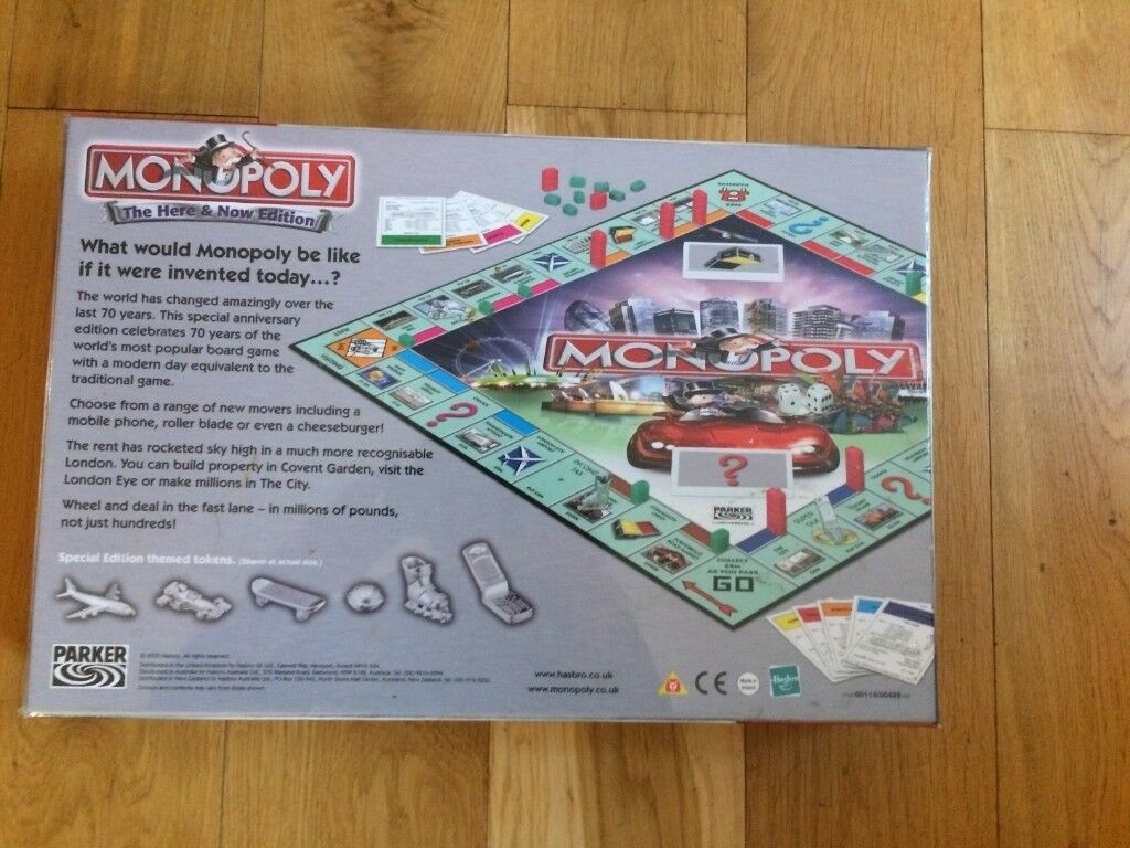 Taunton edition of monopoly unveiled – love somerset online.