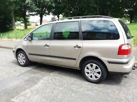 Ford galaxy 05 reg diesal manual 7 seater **£1500**