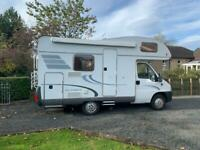 56 Plate Hymer Classic Motorhome. 1 Owner .