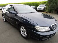 2002 Vauxhall Omega 2.2 auto 4dr£1,450 ovno