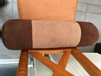 Suede Bolster Cushion from Spain