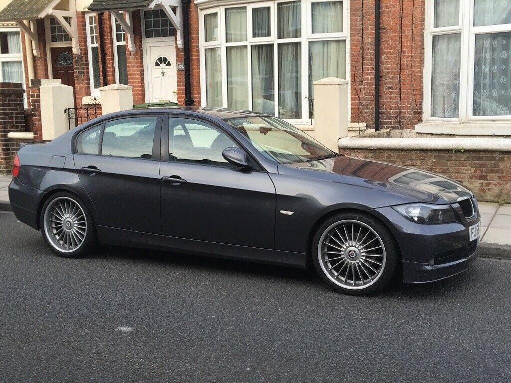 BMW Alpina D Dr Extremely Rare Sparkling Graphite Inch - Alpina rims bmw