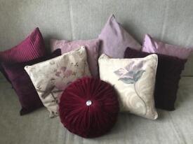 Cushions Next and Dunelm .Grab a bargain!!