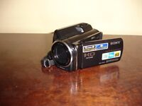 Sony - Handycam HDR-XR155E - Camcorder - High Definition - Widescreen