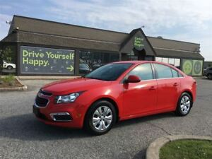 2015 Chevrolet Cruze 1LT / BACK UP CAMERA / REMOTE START / BLUET