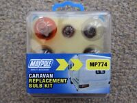 Maypole MP774 Caravan Bulb Kit.