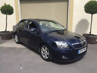 2007 Toyota Avensis 1.8 With Only 68.000 Miles !!