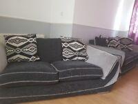 Large 2+ 3 seater Tobi sofas sold Sep or together