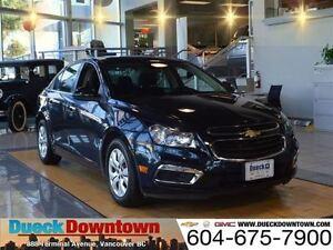 2016 Chevrolet Cruze LT w/1LT