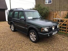 Land Rover Discovery 2 TD5 ES