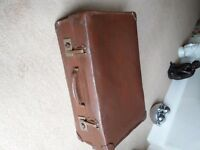 Old Leather? Suitcase