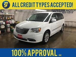 2015 Chrysler Town and Country DUAL REAR DVD PLAYERS*DUAL ROW ST