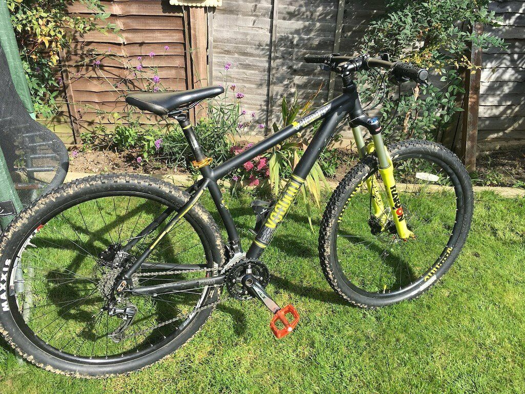 2015 Voodoo Bizango 29er Mountain Bike MTB Hardtail
