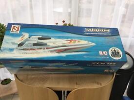 Double Horse 7008 High speed R/C speedboat