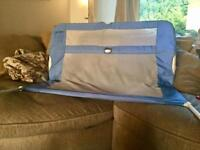 Lindam safe and secure bed guard £10