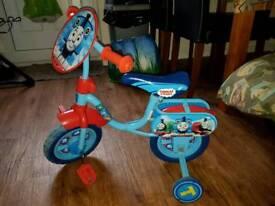 Thomas the tank bike 10 inch