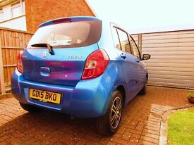 Suzuki Celerio SZ4 Very clean one owner from new
