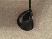 Wilson Staff Smooth Driver, excellent condition, Fujikura shaft, head cover included