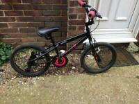 Child's BMX Cycle with Pegs
