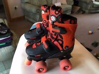 Kids Roller boots size 13-3