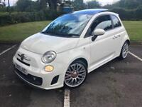 2010 60 ABARTH 500 1.4 T JET FIAT 3 DR- PAN ROOF