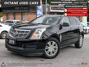 2010 Cadillac SRX Luxury Collection ACCIDENT FREE! ONTARIO VE...