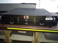 DARE V1100 power amplifier