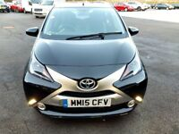 Toyota Aygo VVT - Exclusive HPI Clear 0 Road tax