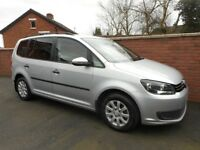 2011 volkswagen touran 16 tdi s{7 seater,finance,warranty ava,just serviced}12 months warranty