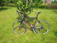 Giant TCX 2 Cyclocross bicycle (2013), large