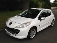 2007 Peugeot 207 GTI 175bhp - One Owner with Only 48000 Miles