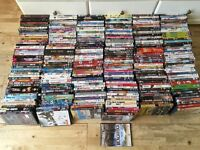 DVDs Job Lot Of Over 240 Titles Films, Tv, Horror Comedy, Children's Some Box Sets See photos