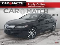 2015 Acura TLX LEATHER / SUNROOF / NO ACCIDENTS Cambridge Kitchener Area Preview