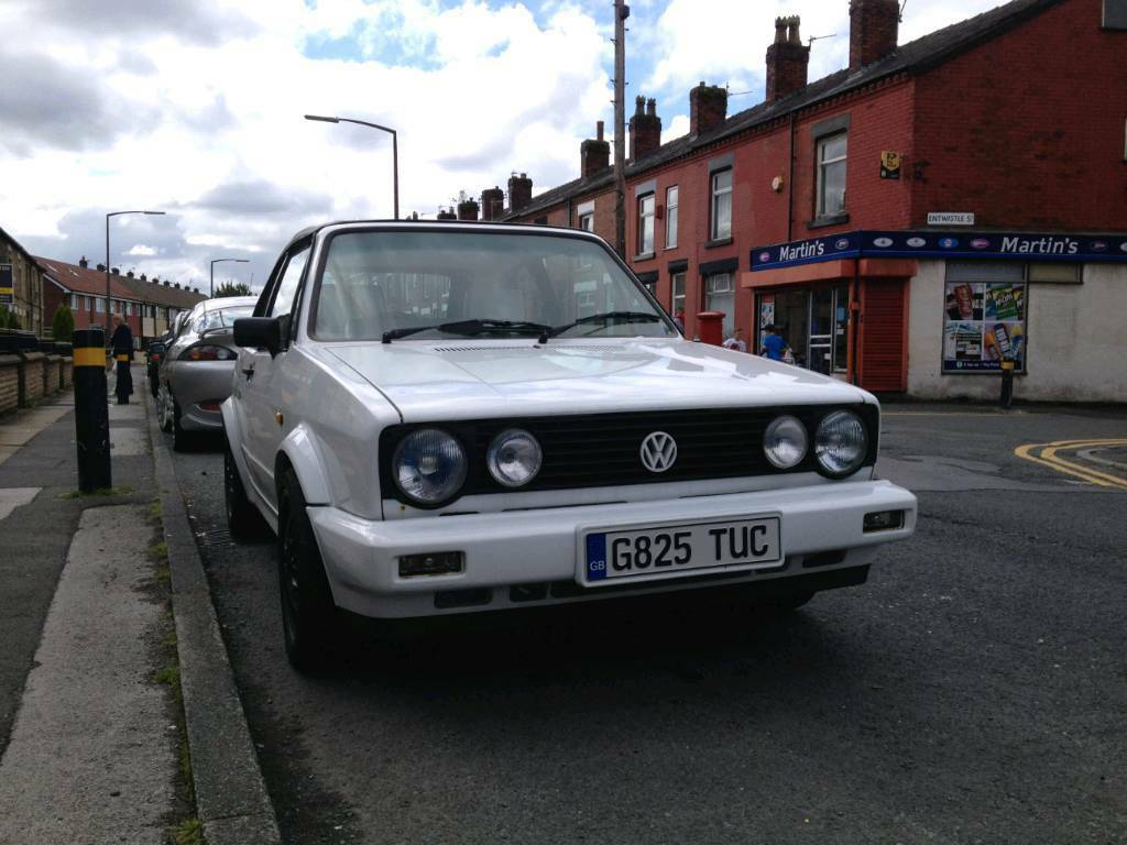 '89 Mk1 Golf