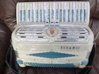 WOW Lovely Ladies 120 bass Italian accordion