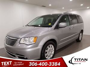 2015 Chrysler Town & Country Touring|Auto|Stow N Go|Dual Power D